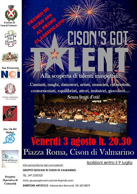 CISON'S GOT TALENT 2018